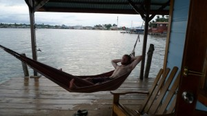 Beds are overrated, i'll take a hammock any day. Lounging in Bocas Del Toro.