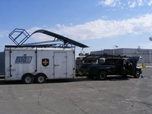 MBS Demo Ramp & Truck